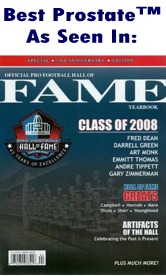 2008 NFL Hall of Fame Official Cover